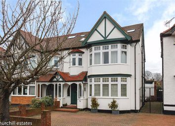 Thumbnail 5 bed semi-detached house for sale in Seagry Road, Wanstead, London