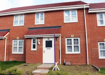 Thumbnail 3 bed terraced house to rent in George Stephenson Boulevard, Stockton On Tees