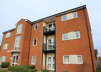 Thumbnail 2 bed flat for sale in Kilndown Close, Kingsnorth, Ashford