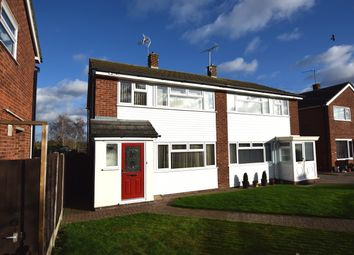 Thumbnail 3 bed semi-detached house for sale in Bedells Avenue, Black Notley, Braintree