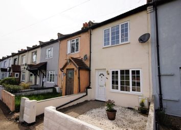 Thumbnail 2 bedroom cottage for sale in Wakering Road, Shoeburyness, Southend-On-Sea