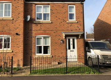 Thumbnail 2 bed semi-detached house for sale in Hare Road, West Lynn, Kings Lynn