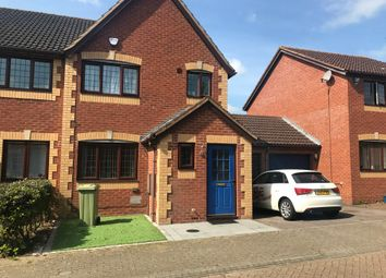 Thumbnail 3 bed semi-detached house to rent in Mayer Gardens, Shenley Lodge