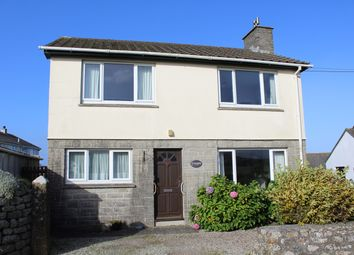 Thumbnail 2 bed detached house for sale in Off Levant Road, Lower Trewellard
