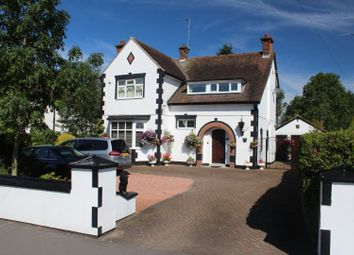 Thumbnail 4 bedroom detached house for sale in Broom Leys Road, Coalville