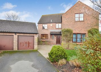 Thumbnail 5 bed detached house for sale in Foley Rise, Hartpury, Gloucestershire.