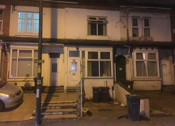 Thumbnail 2 bed terraced house to rent in Slade Road, Erdington