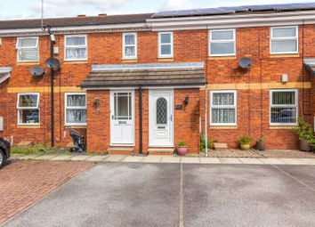 Thumbnail 2 bed terraced house for sale in Swallowfield Drive, Hull