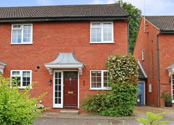 Thumbnail 2 bed property to rent in Athlone Close, Radlett