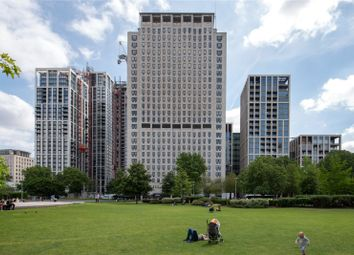 Thumbnail 1 bed flat to rent in Casson Square, Southbank Place, Waterloo, London