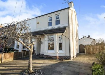 Thumbnail 3 bed semi-detached house for sale in Queens Road, Formby, Merseyside, England