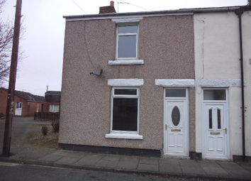 Thumbnail 2 bed end terrace house for sale in Dean Street, County Durham