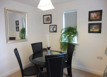 Thumbnail 2 bed property to rent in Martingale Mews, Barleythorpe, Oakham