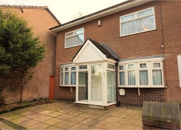 Thumbnail 3 bed semi-detached house for sale in Eaton Road North, Liverpool
