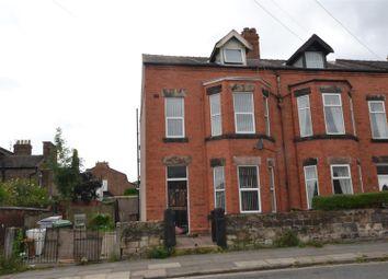 Thumbnail 5 bed end terrace house for sale in Bromborough Road, Bebington, Wirral