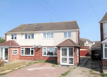 Thumbnail 3 bed semi-detached house to rent in Friends Close, Crawley