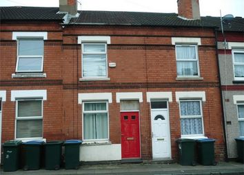 Thumbnail 2 bedroom terraced house to rent in Nicholls Street, Hillfields, Coventry, West Midlands