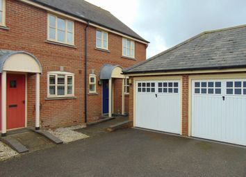 Thumbnail 2 bed end terrace house for sale in John Hall Court, Offley, Hitchin