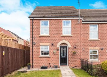 Thumbnail 3 bed town house for sale in Barnsdale Way, Ackworth, Pontefract