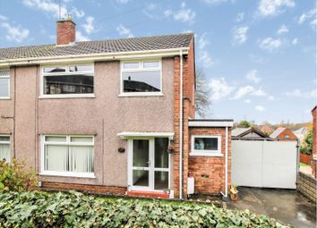 Thumbnail 3 bed semi-detached house for sale in Bryn Rhosog, Swansea