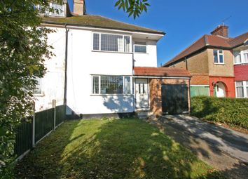 Thumbnail 3 bedroom semi-detached house to rent in Potter Street, Northwood