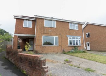 Thumbnail 4 bed semi-detached house for sale in Chestnut Crescent, Catterick Garrison