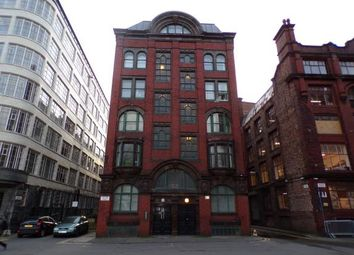 Thumbnail 1 bedroom flat for sale in Hilton Street, Manchester, Greater Manchester