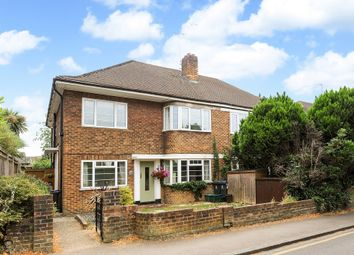 Thumbnail 3 bed flat for sale in New Road, Kingston Upon Thames
