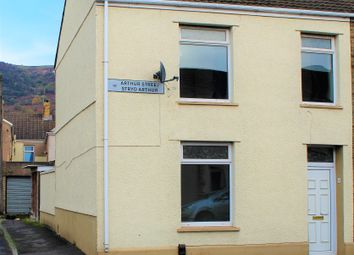 Thumbnail 3 bed end terrace house to rent in Arthur Street, Port Talbot