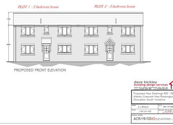 Thumbnail 3 bed semi-detached house for sale in Hyperian Way, New Rossington, Doncaster