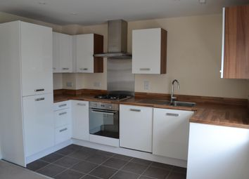 Thumbnail 2 bed flat to rent in Roman Road, Little Stanion, Corby