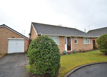 Thumbnail 2 bed detached bungalow for sale in Menlow Close, Grappenhall, Warrington