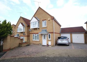 Thumbnail 4 bedroom detached house for sale in Packington Close, Shaw, Swindon