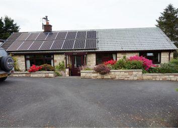 Thumbnail 4 bed detached bungalow for sale in Devils Bridge, Aberystwyth