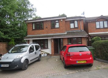Thumbnail 4 bed property to rent in Babors Field, Bilston