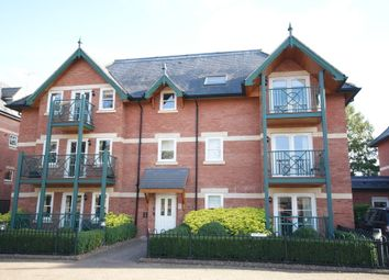 Thumbnail 2 bed flat to rent in Saxon Court, Guys Cliffe Avenue, Leamington Spa
