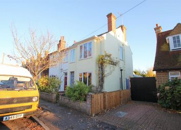 Thumbnail 3 bed semi-detached house for sale in Irvine Road, Lexden, Colchester, Essex