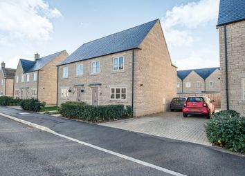 Thumbnail 3 bed semi-detached house for sale in Near Short Piece, Fairford