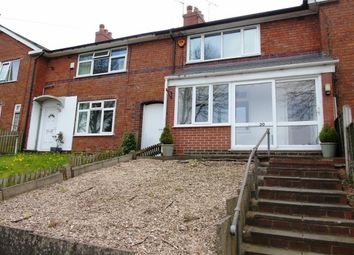 Thumbnail 3 bed terraced house to rent in Tudbury Road, Northfield