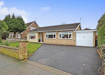 Thumbnail 3 bedroom detached bungalow for sale in Beeston Drive, Winsford, Cheshire
