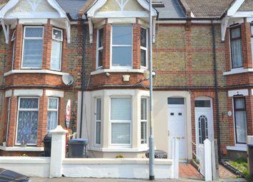 Thumbnail 4 bedroom terraced house for sale in St Lukes Avenue, Ramsgate, Kent