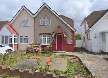 Thumbnail 2 bed semi-detached house to rent in Bennetts Avenue, London