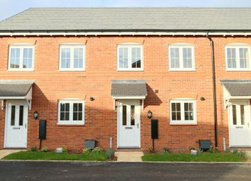 Thumbnail 3 bed terraced house for sale in Ravencroft Street, Moulton, Northwich