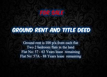 Thumbnail Land for sale in Perryman Farm Road, Newbury Park