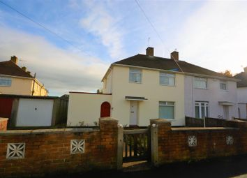Thumbnail 3 bed semi-detached house for sale in Whinfell Close, Clifton, Nottingham