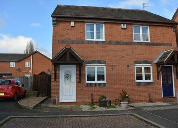 Thumbnail 2 bed semi-detached house to rent in St Davids Road, Kirby Frith, Leicester