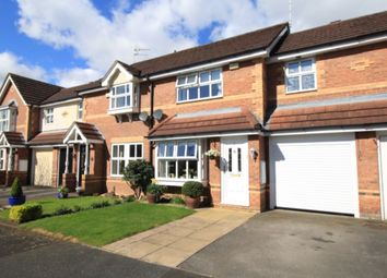 Thumbnail 3 bed terraced house for sale in Hazelmere Close, Hartford, Northwich