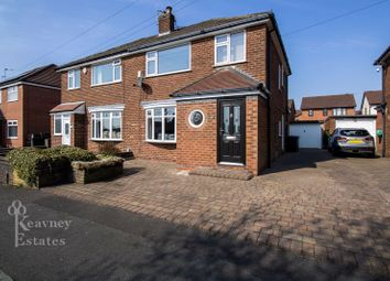 Thumbnail 3 bed semi-detached house for sale in Shearwater Drive, Walkden, Manchester