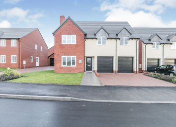 Thumbnail 5 bed detached house for sale in The Meadows, Clifton-On-Teme, Worcester