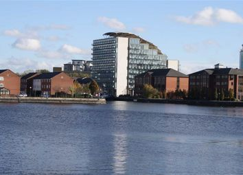 Thumbnail 1 bed flat to rent in Clippers Quay, Salford